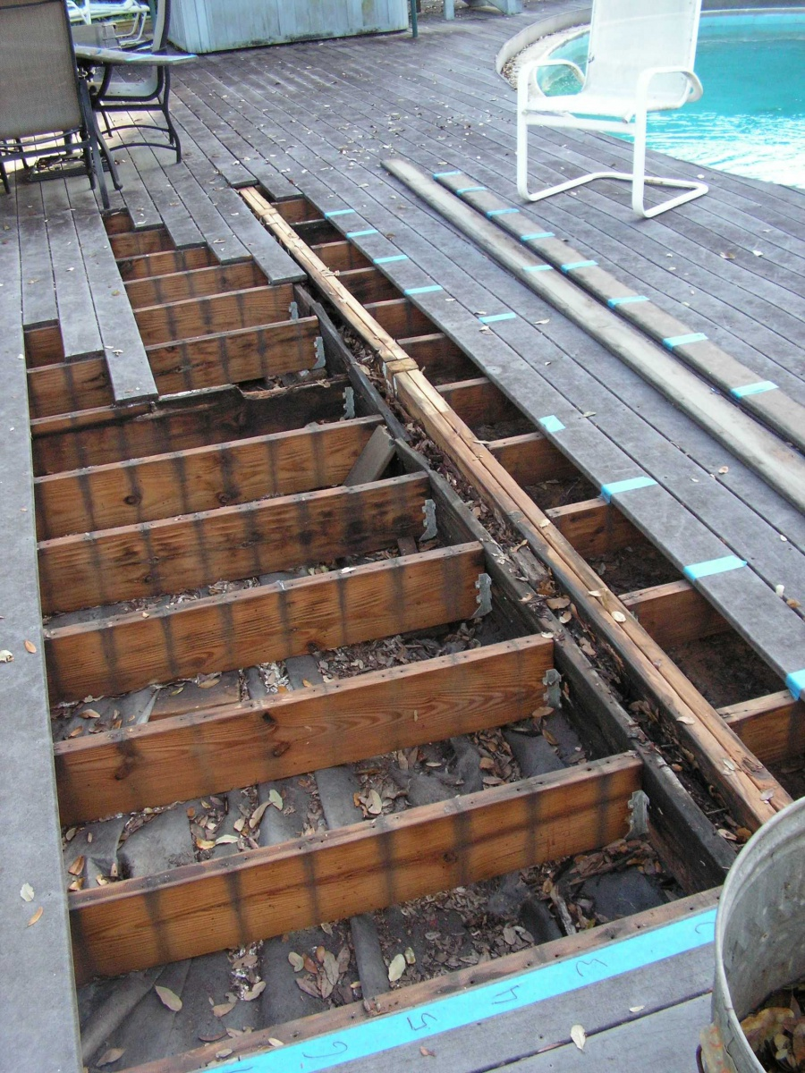 Composite Decking On 24 Inch Joist Spacing Building