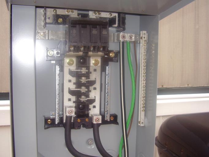 Ge Sub Panel Wiring WIRING CENTER
