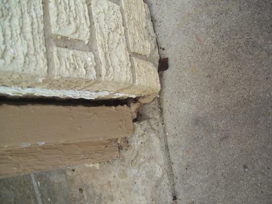 Another Brick Veneer Problem Question Building