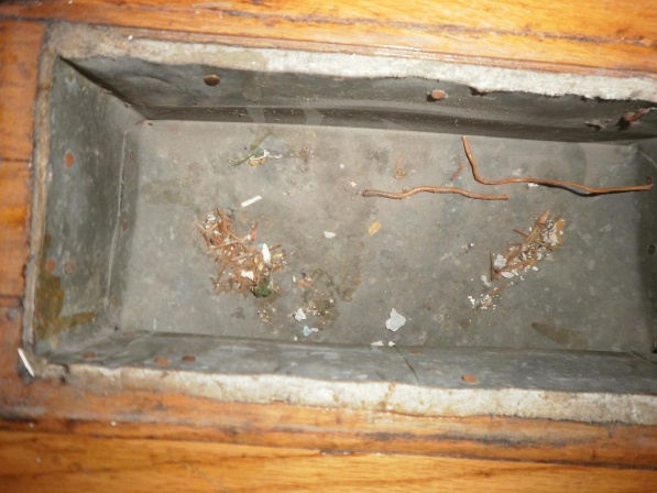Asbestos On Ducts And Duct Supply Boots Hvac Diy