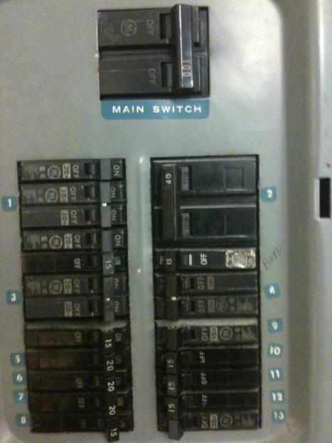 Wiring V Plug on