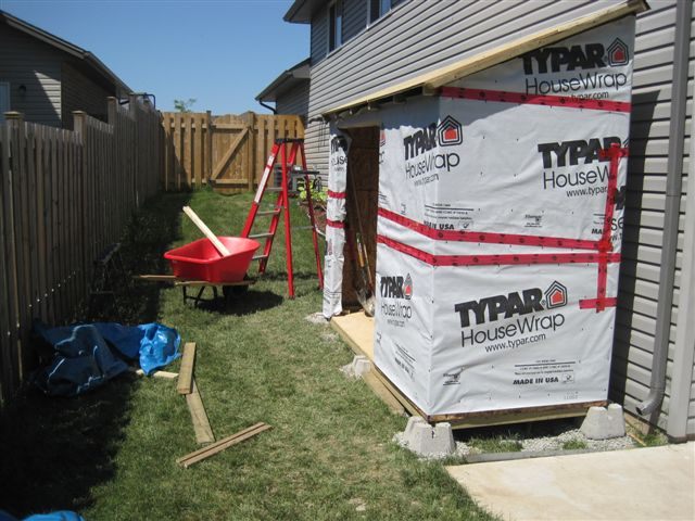 Want To Build Lean Shed Need Opinions Picture 114a Jpg