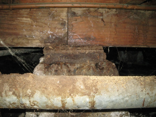 How to replace a rotten sill plate, floor, and rim joists?-pier1.jpg