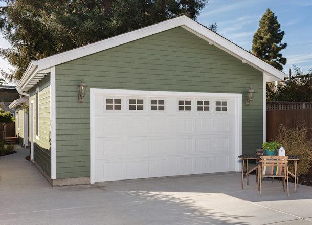 Pimp My Garage: The Once Barren Room Goes Full Tilt