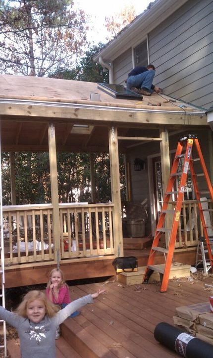 Screened porch project-pine-t-g-plywood-roof.jpg