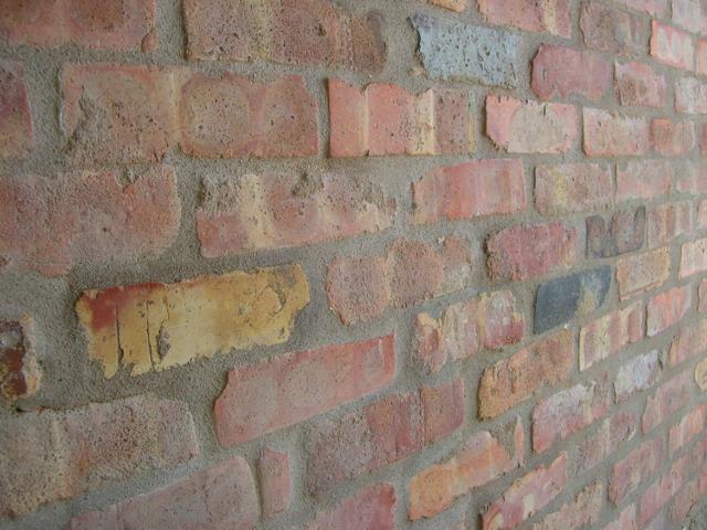 Old Salvaged Chicago Bricks Concrete Stone Amp Masonry
