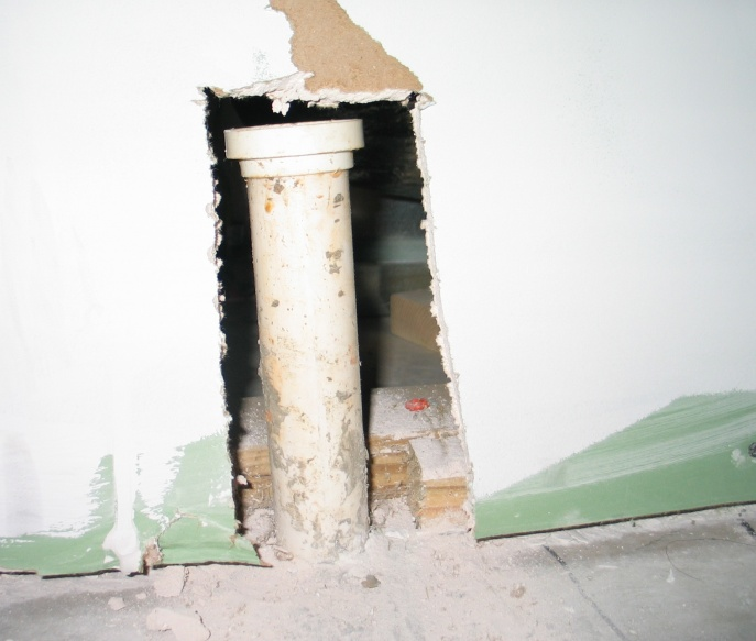 Do we have to break the concrete floor for a shower drain?-pipe-closeshot.jpg