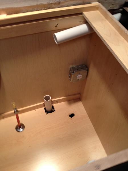 New Kitchen Sink & Disposal: - Plumbing - DIY Home Improvement ...