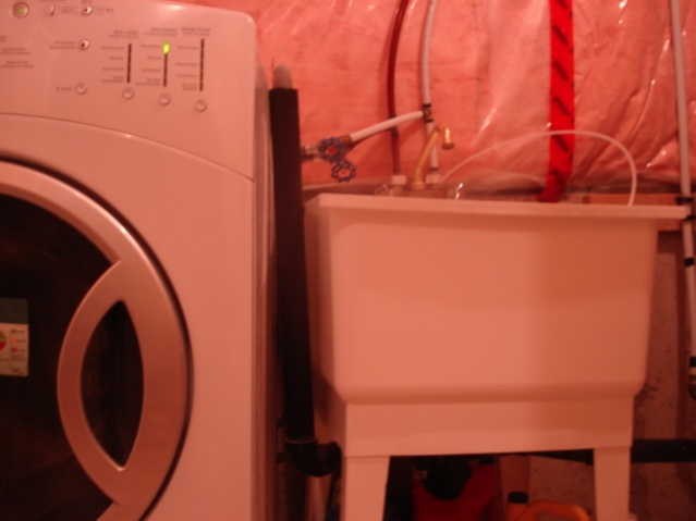 Does this adhere to the code? Washer/Drain/Vent-plumbing1.jpg