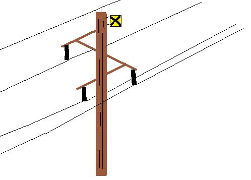 Black X on Yellow Card on Power Line-po-lines.jpg