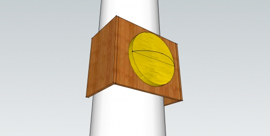 How to create flat surface on side of round pole-pole-light-bracket.jpg