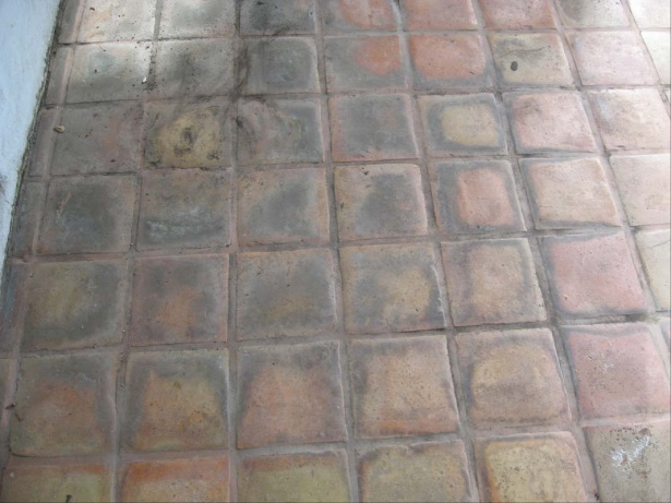 Terra Cotta Tiles How To Improve Flooring DIY Chatroom Home