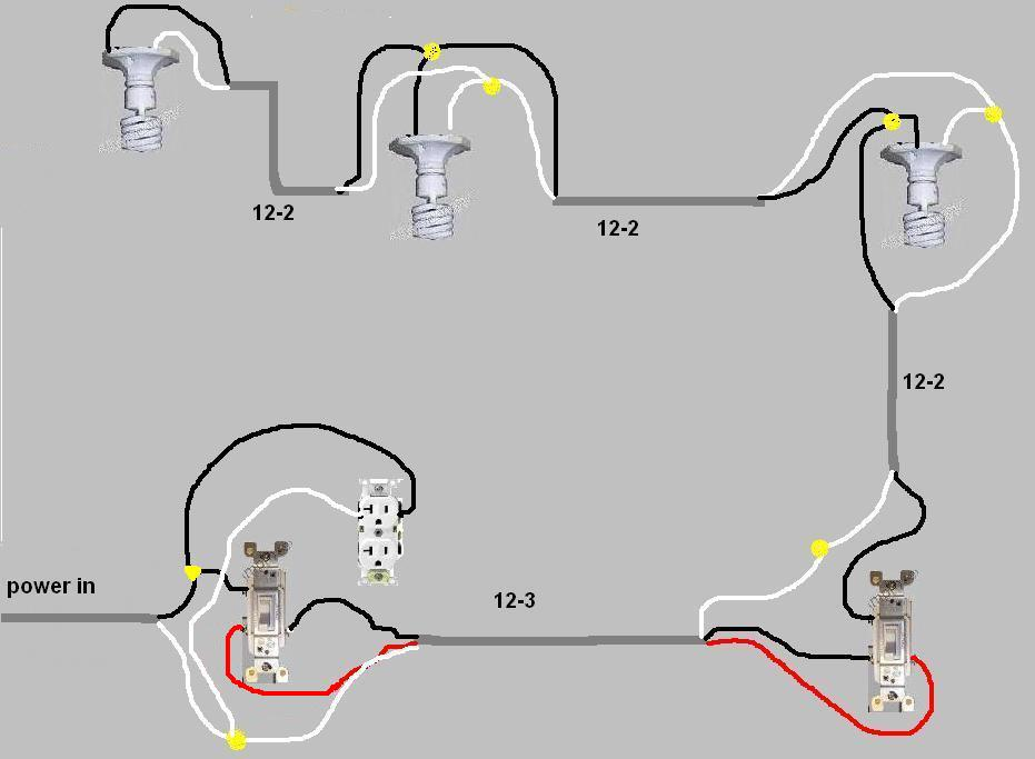 old house wiring diagrams light switch electrical wiring electrical diy chatroom home improvement forum  electrical wiring electrical diy