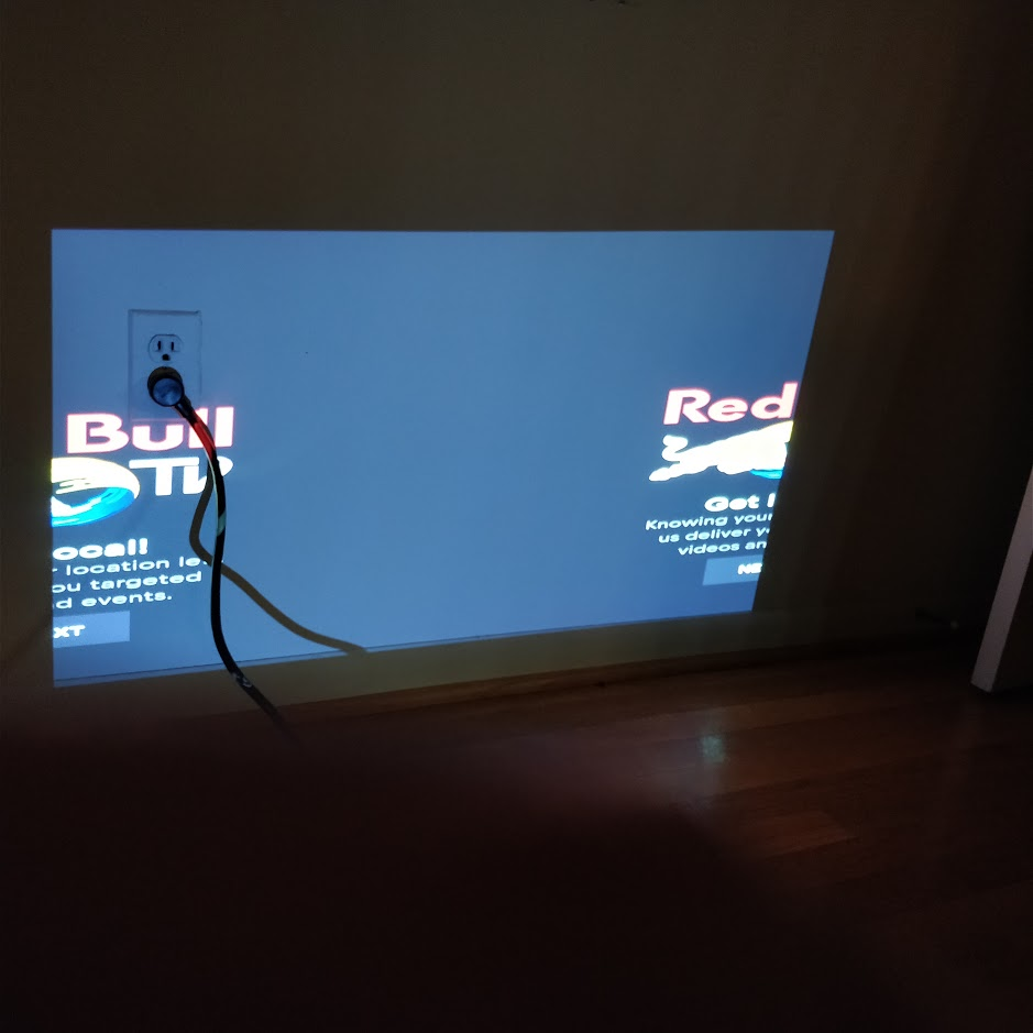 Epson Home Cinema 2150 Screen Setting - Home Theater - DIY