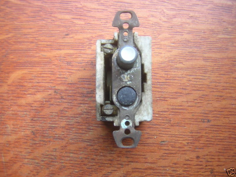 How Can I Wire Up An Antique Pushon Light Switch Pushon2 Jpg