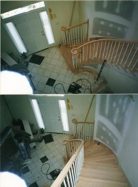 Need help on how to finish curved corner stair island-radius-stairs.jpg