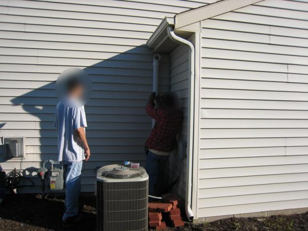 Radon Mitigation installed near AC Unit outside. Problem?-radon_mitigation3.jpg