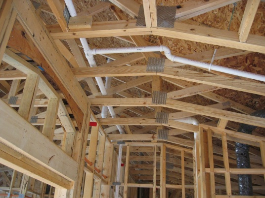Attic Rafters Safe To Walk On Building Amp Construction