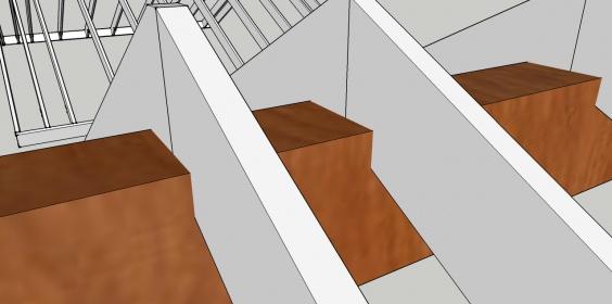 Gap Between Ridge Beam And Ridge Board Building