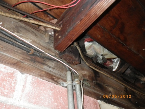 redoing improper rear supports in garage ceiling-rear2.jpg