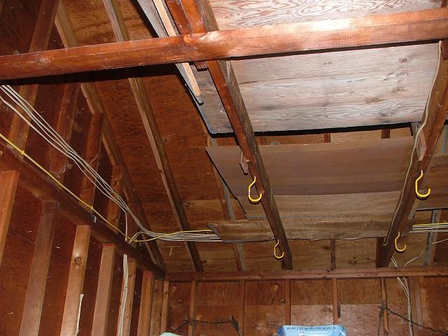 garage ceiling insulation help - building & construction - diy
