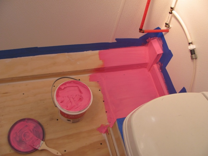 Waterproofing With Redgrave Or Not!? - Building ...
