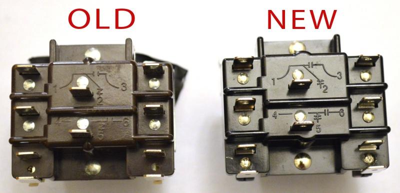 furnace fan blower won t turn on in auto mode hvac diy chatroom rh diychatroom com relay switch in furnace Honeywell Furnace Relay