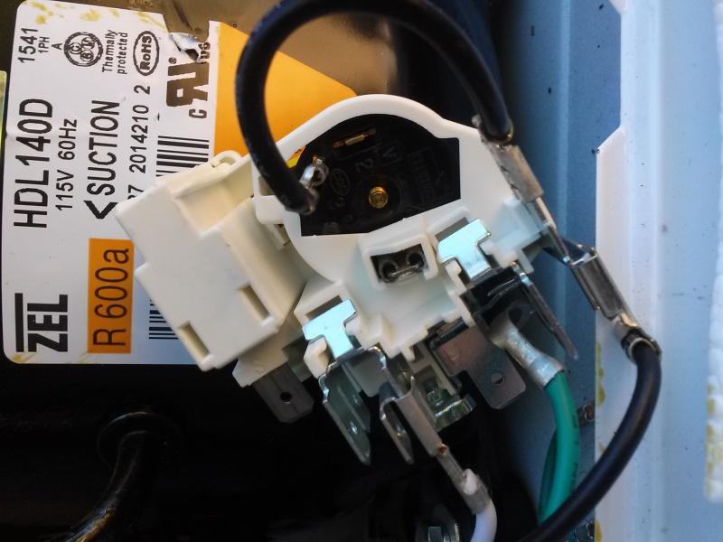 freezer start relay switch wiring diagram chest    freezer    replacing    start       relay    appliances diy  chest    freezer    replacing    start       relay    appliances diy