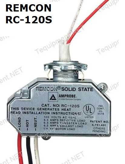 Automatic Closet Lights Remcon Rc 120s