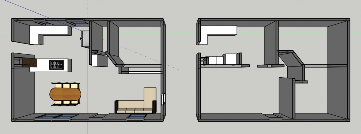 Is this a load bearing wall, solution?-remodeled.jpg