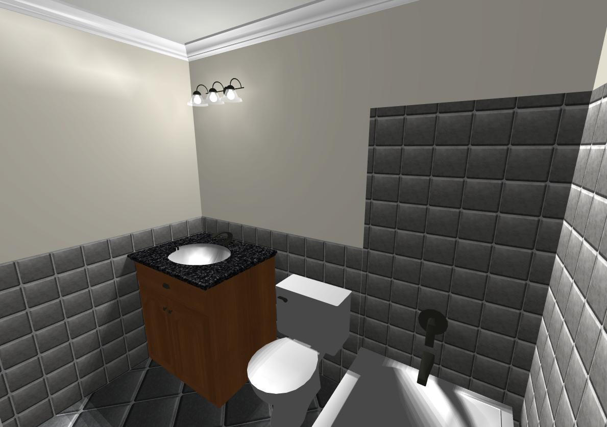 Tile Sizes In Bathroom? - General DIY Discussions - DIY ...