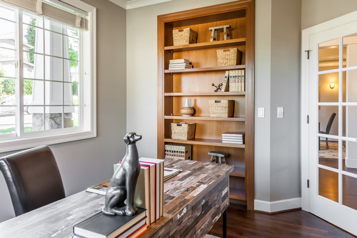 How to Reorganize Your Home