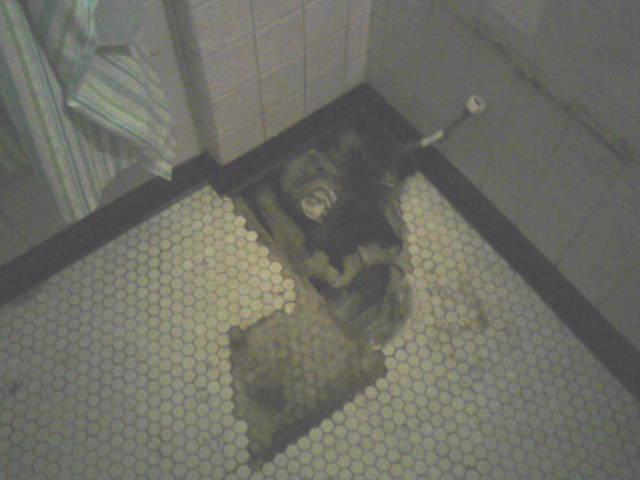 Toilet lead pipe replacement.-repair-5.jpg