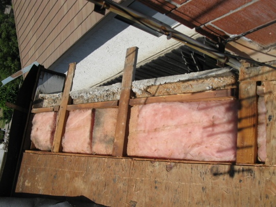 How To Repair Termite Damage Rafter Ends Outriggers