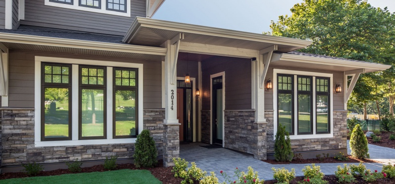 Attractive Exterior Siding Ideas Residential Exterior_sterling Ledgestone