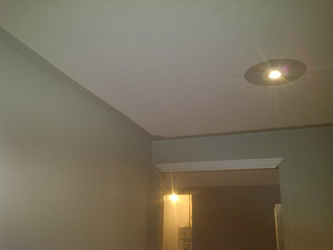 Question Re Painting Walls & Ceiling With Smooth Trim Alongside