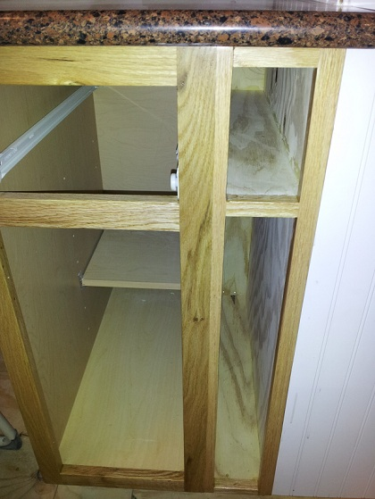 Charming I Finished My Red Oak Kitchen Cabinets And They Look Horrible! Ideas