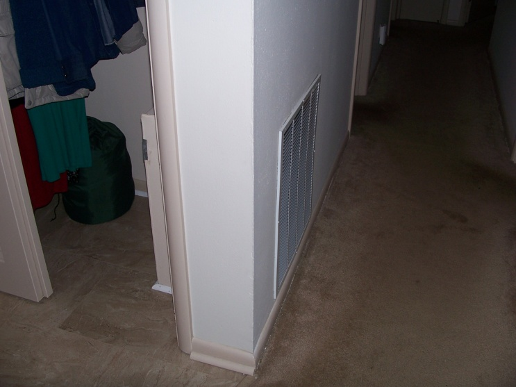 Smell Coming From All Floor Registers  - HVAC - DIY Chatroom