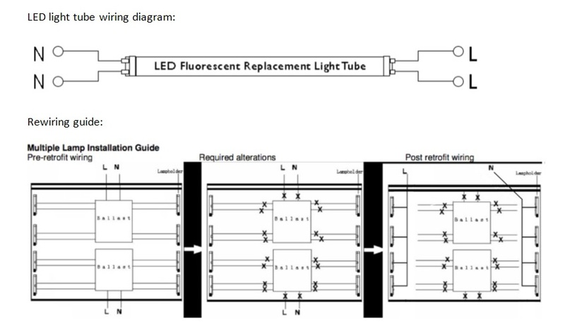 led fluorescent tube wiring diagram led image are these tombstones shunted electrical diy chatroom home on led fluorescent tube wiring diagram