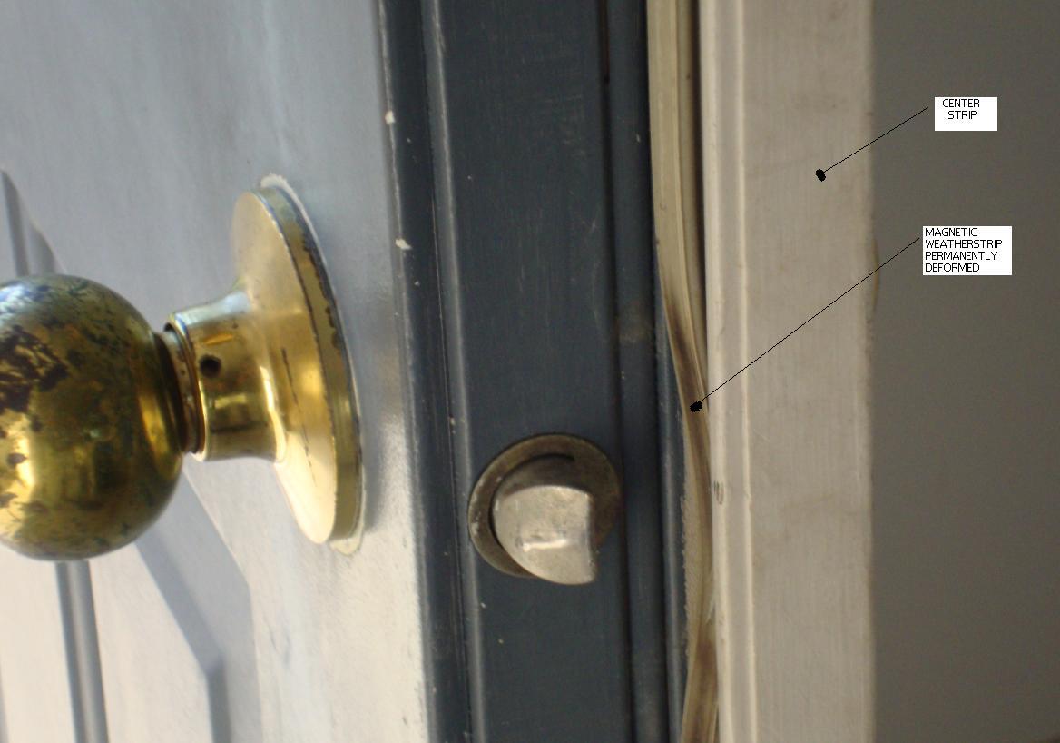 ... Sealing Entry Double Doors-rh-door-weatherstrip.jpg & Sealing Entry Double Doors - General DIY Discussions - DIY Chatroom ...