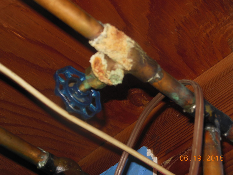 What is this corrosion from?  Cellar shut off valve-ri-pipe-3-.jpg