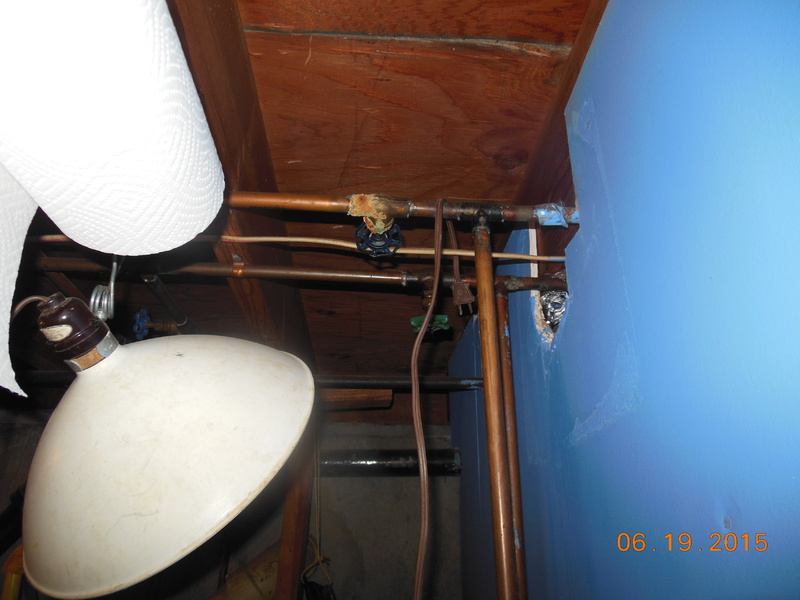 What is this corrosion from?  Cellar shut off valve-ri-pipe-4-.jpg