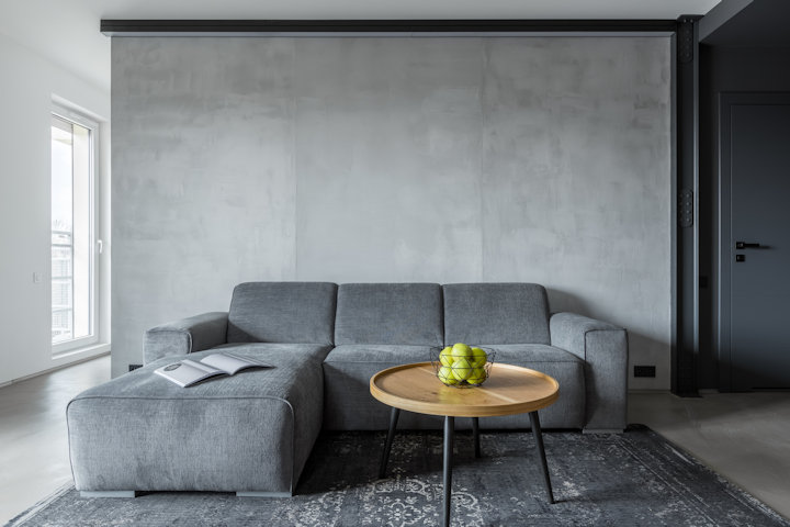 A Darker Shade of Gray: How Light and Dark Play on Interior Spaces