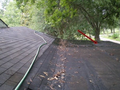 Low Slope Roof Want Stop Leaking Roof  ...