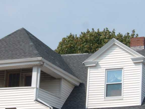 Is Face Nailing Shingles Ok Roofing Siding Diy Home