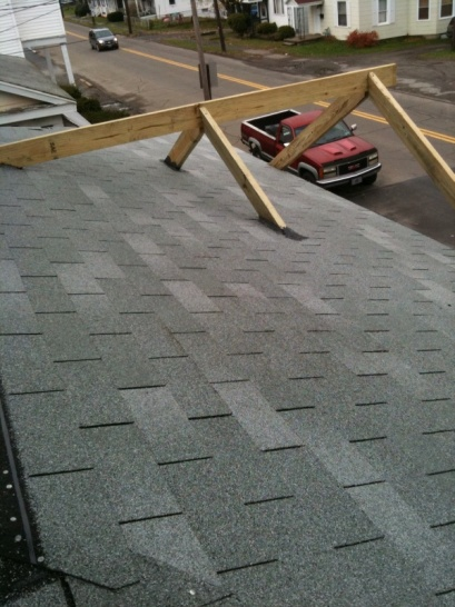 Can I shingle a dormer without re-shingling the main roof?-roof.jpg