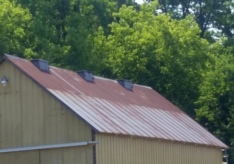 Painting Old Metal Roof Painting Diy Chatroom Home