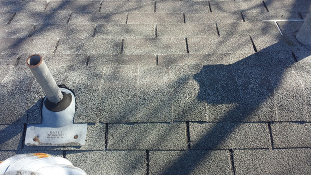 Lame Roof Inspection For Storm Damage Roofing Siding