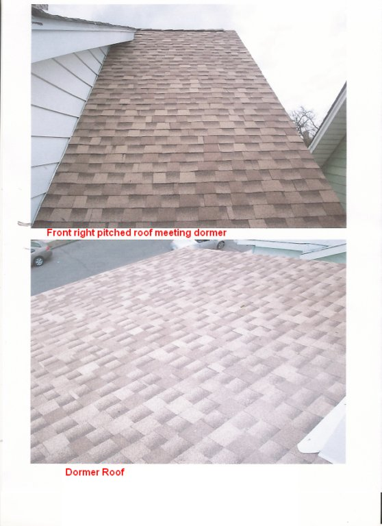 Is there anything I could apply to drywall/plaster to determine if roof is leaking?-roof1.jpg