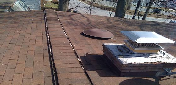 Replace the roof or not??? Leaked only once when it snowed-roof1.jpg